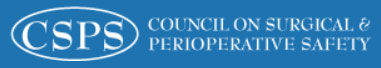 Council on Surgical and PeriOperative Safety
